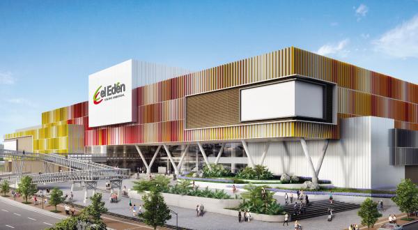 Centro Comercial El Edén – En Comercialización